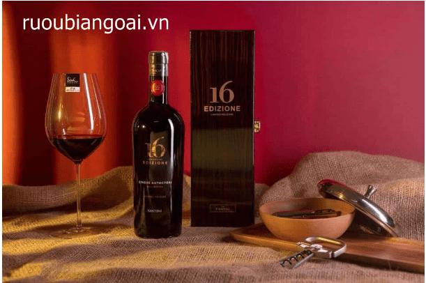 Rượu vang Edizione 16