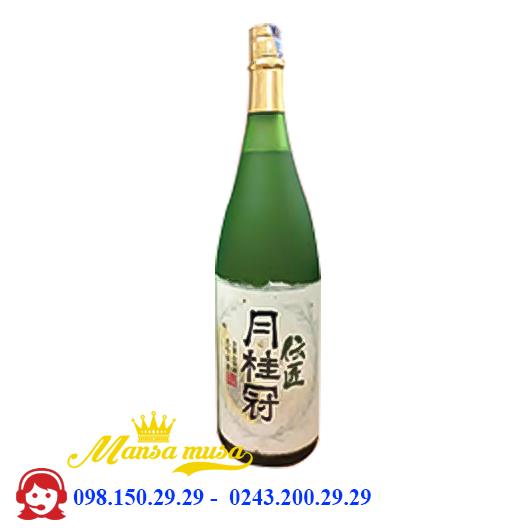 Rượu Sake Densho Daiginjo 1800ml