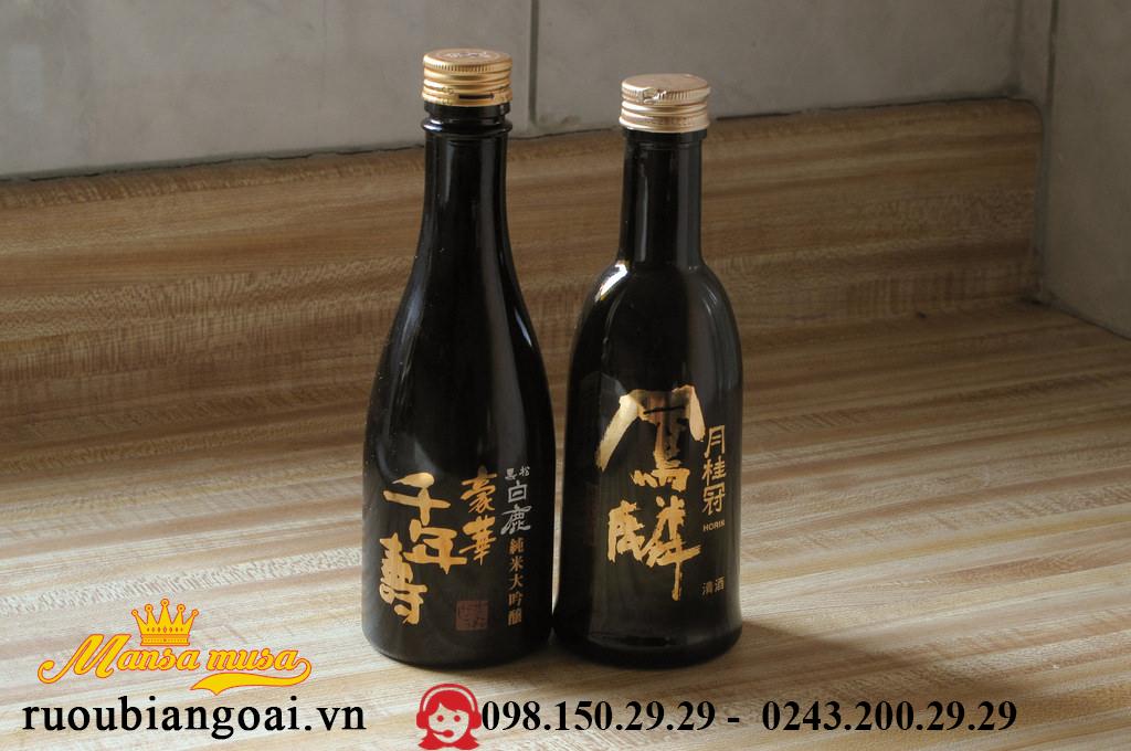 Ruou Sake Horin junmai Daigingo 300 ml