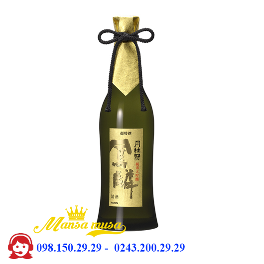 Rượu Sake Horin junmai Daigingo 720 ml
