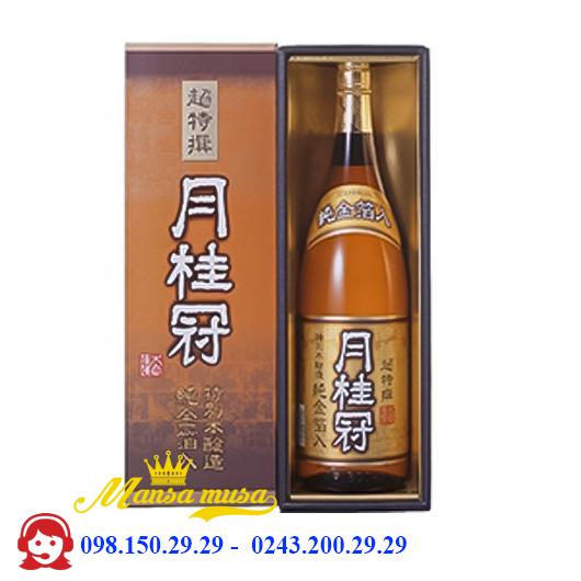 Rượu Sake Kekkeikan Totubetsu 1800 ml