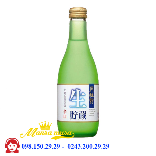 Rượu Sake Namachozo 300 ml