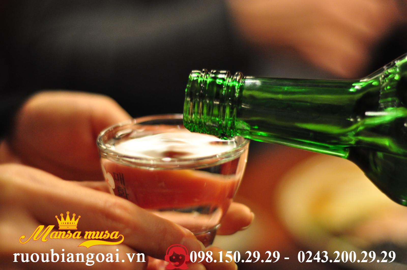 Ruou Sake Nigori 500 ml