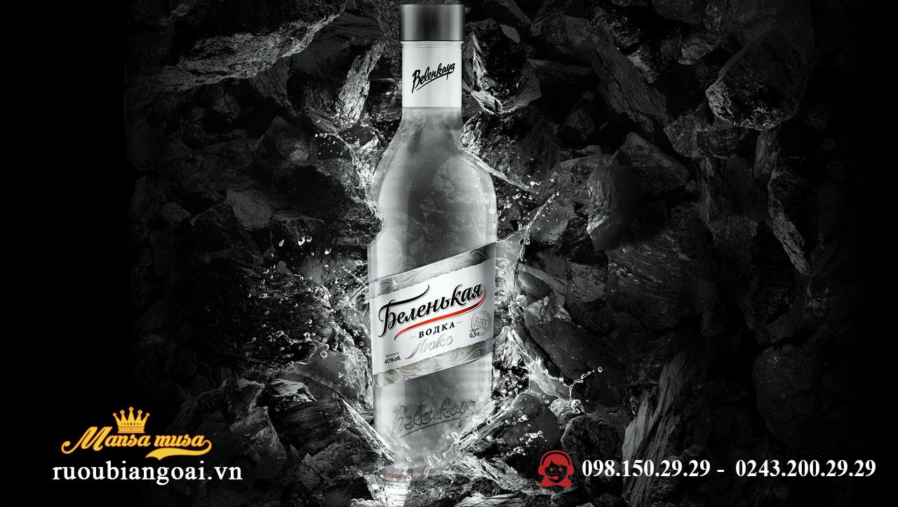 Ruou VodKa Belenkaya 500 ml