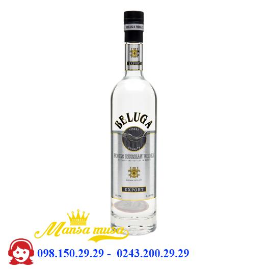 Rượu Vodka Beluga 500 ml