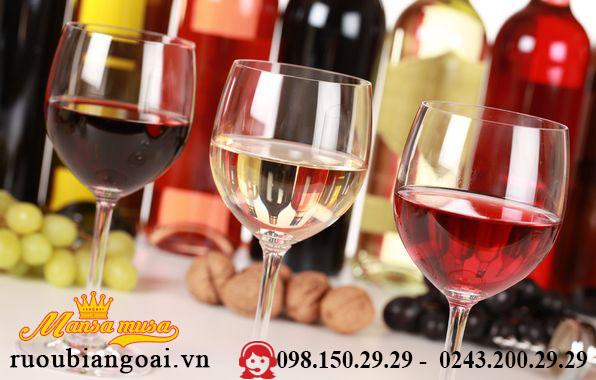 uống rượu vang chuẩn nhất