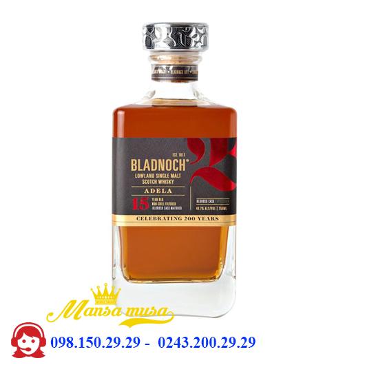 Rượu Bladnoch Adela 15