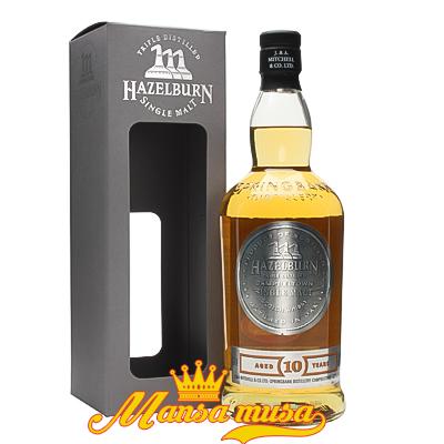 Rượu Hazelburn 10