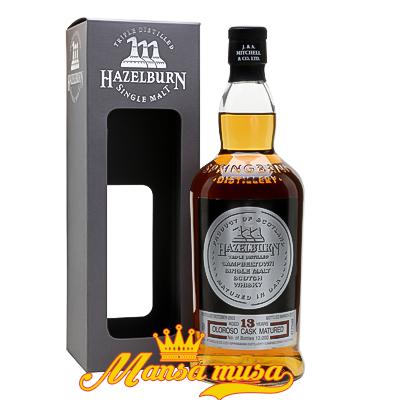 Rượu Hazelburn 13