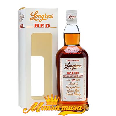 Rượu Longrow Red