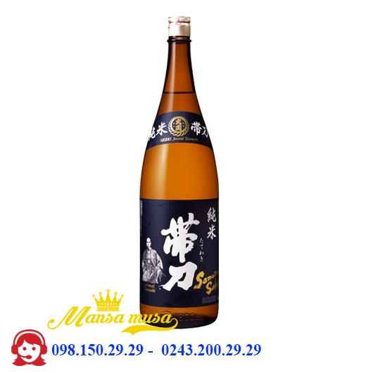 Ruou Ozeki Junmai Tatewaki 1800 ml