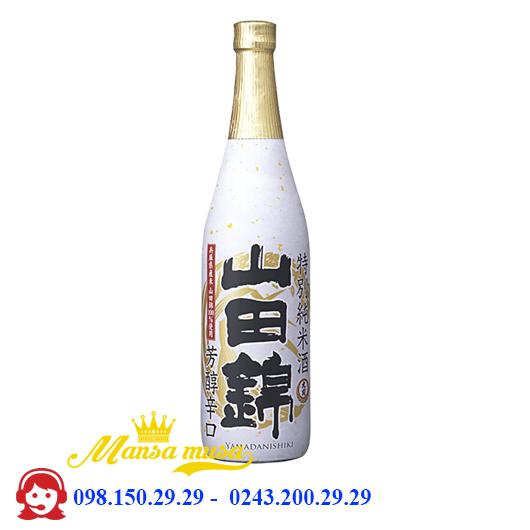 Rượu Ozeki Yamada Nishiki 720 ml