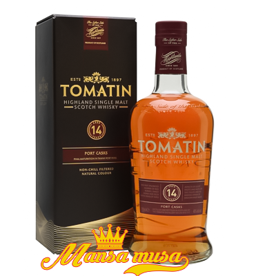 Rượu Tomatin 14