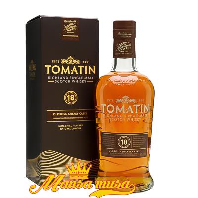 Rượu Tomatin 18