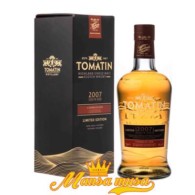 Rượu Tomatin Caribbear Rum