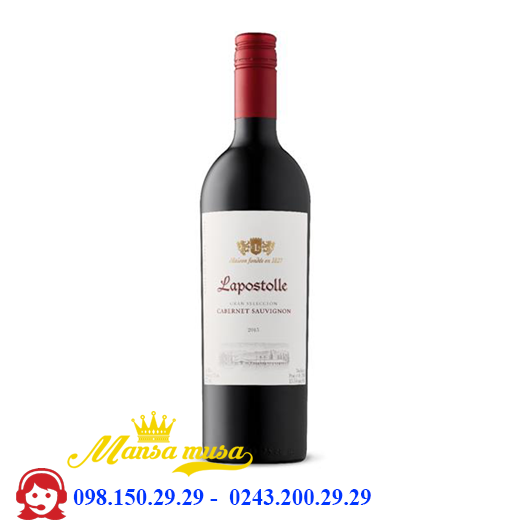 Rượu Vang Lapostolle Cabernet Sauvignon