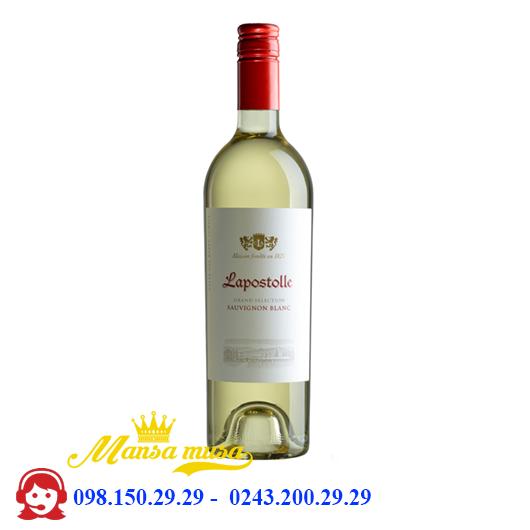 Rượu Vang Lapostolle Sauvigon Blanc