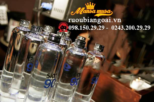 Ruou Vodka SKYY 90