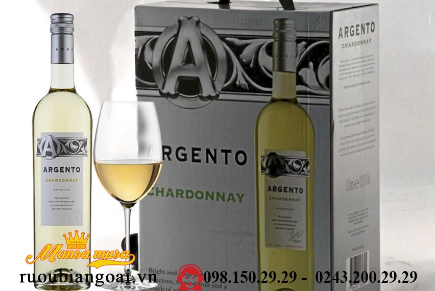 Vang Argento Chardonnay