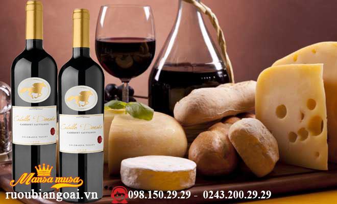 Vang Chile Caballo Varietal Cabernet Sauvignon