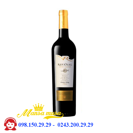 Vang Chile Ravanal Limited Selection