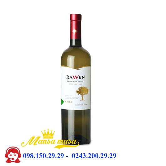 Vang RAWEN VARIETAL Sauvignon Blanc