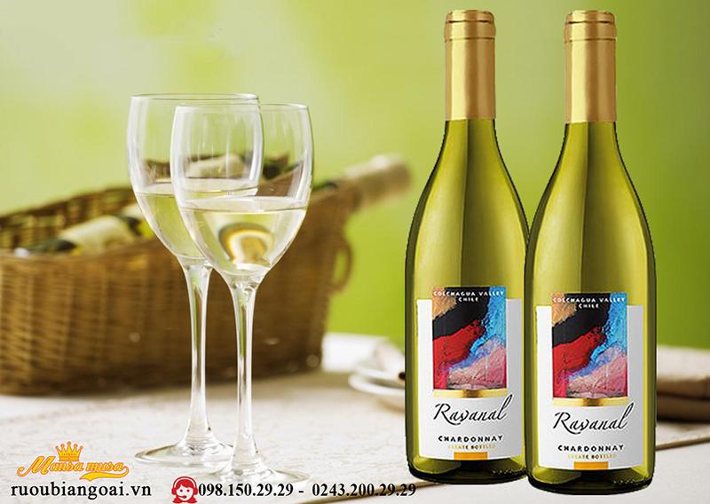 Vang Ravanal Varietal Chardonnay
