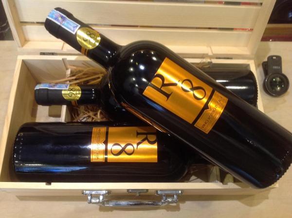 Những dòng rượu vang Ý cao cấp được ưa thích nhất hiện nay
