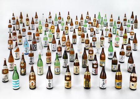 rượu sake nhật mua ở đâu tôt
