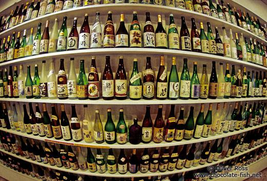 Uống rượu sake như thế nào