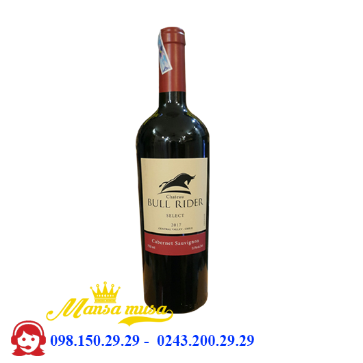 Vang Chile Chateau Bull Rider Select