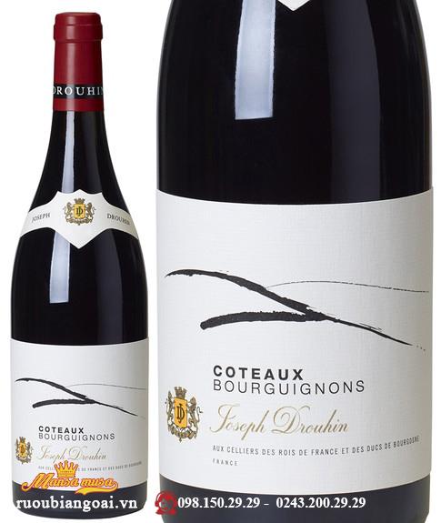 Vang Pháp Joseph Drouhin Coteaux Bourguignons
