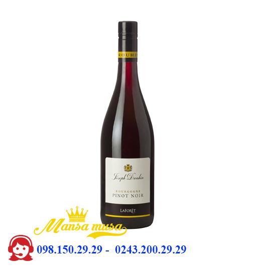 Vang Pháp Joseph Drouhin Laforet Bourgogne Pinot Noir