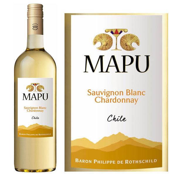 Rượu Vang MAPU Sauvignon Blanc – Chardonnay
