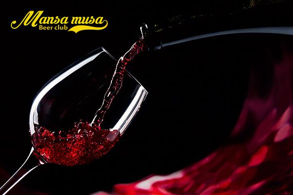 Những lợi ích tuyệt vời của rượu vang đỏ