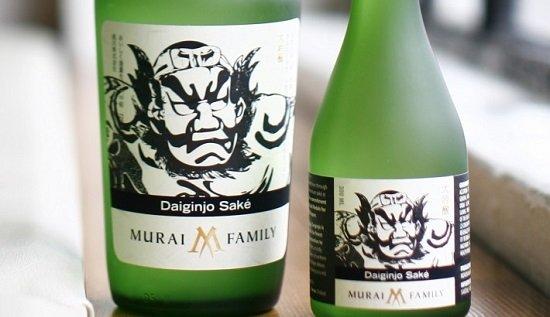 Rượu Sake Daiginjo ở Nhật Bản