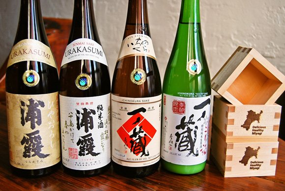 4 loại rượu Sake nổi tiếng ở Nhật Bản