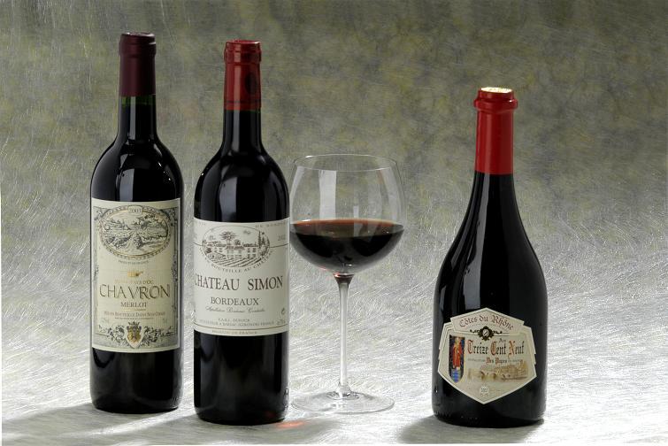 Hạn sử dụng rượu vang Pháp