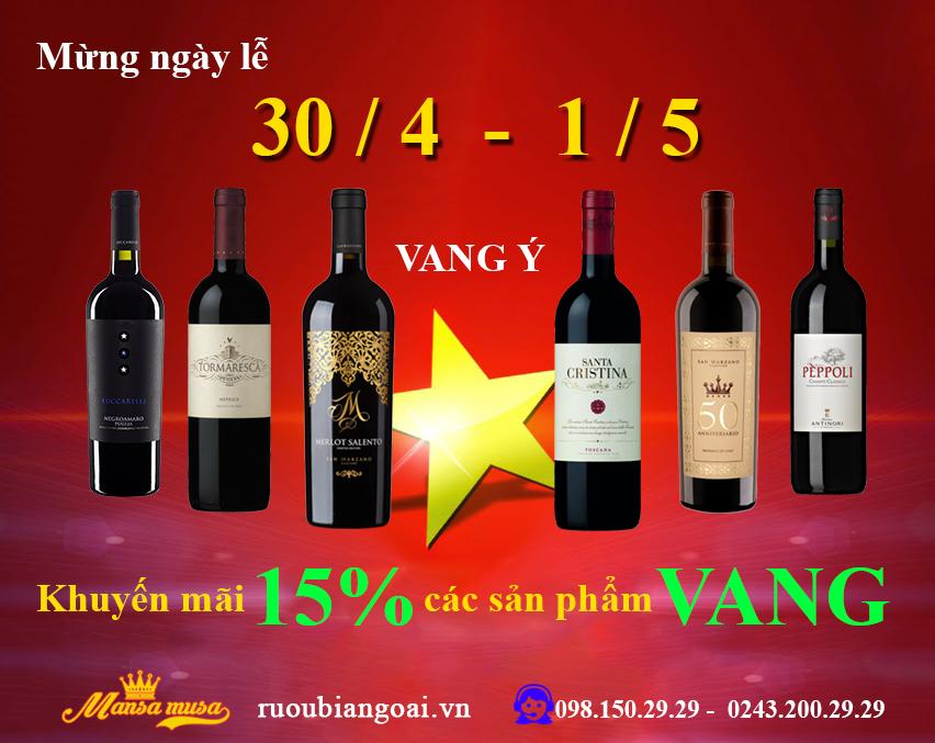 Mua Rượu Vang, Bia ngoại ở đâu uy tín, giá tốt nhất, rẻ nhất