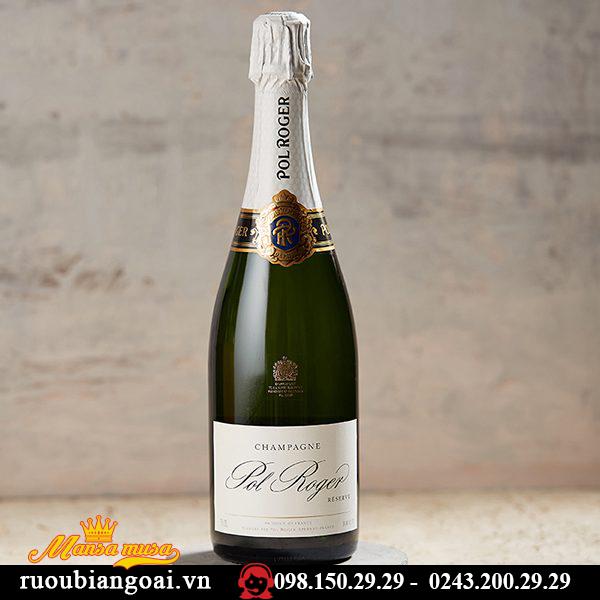 Rượu Champagne Pol Roger Brut Champagne