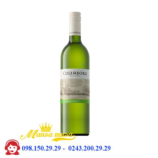 Vang Nam Phi Culemborg Chenin Blanc