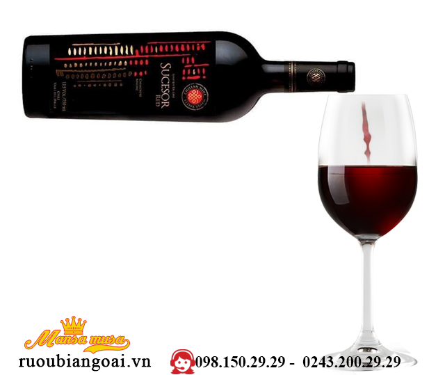 Rượu Vang Chile Casadonoso Sucesor