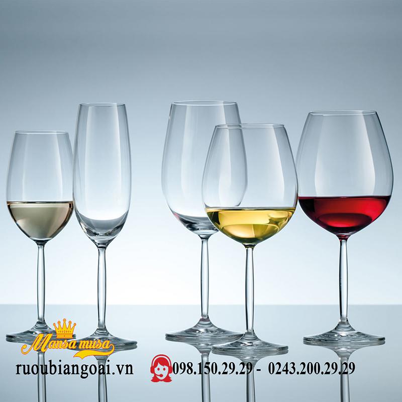 Ly Vang Trắng Đức Schott Zwiesel White Wine 0