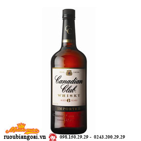Rượu Canadian Club 6Y