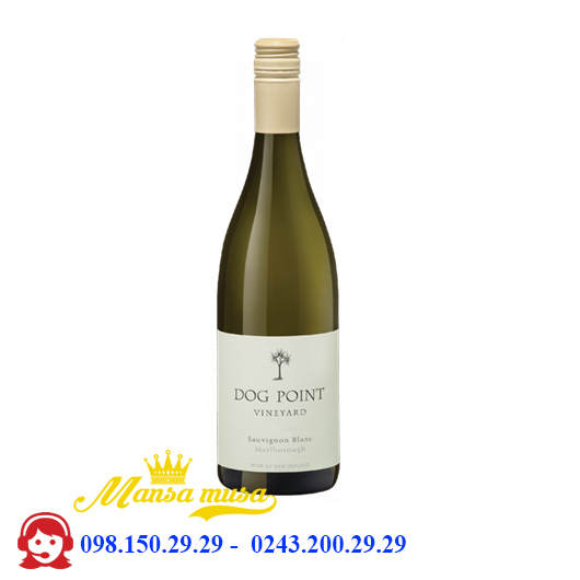 Rượu Vang Dog Point Vineyard Sauvignon Blanc 2017