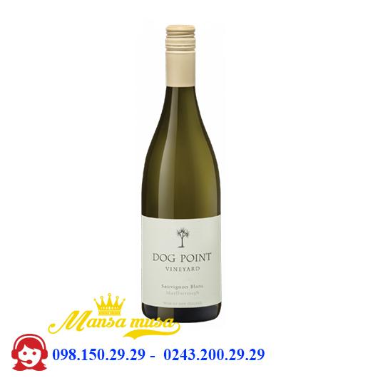 Rượu Vang Dog Point Vineyard Sauvignon Blanc 2017