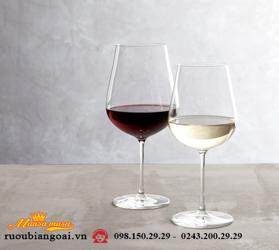 Ly Vang Đỏ Đức Schott Zwiesel Fortissimo Red Bordeaux 130