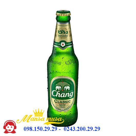 Bia Chang 5% – Chai 320ml – Thùng 24 Chai