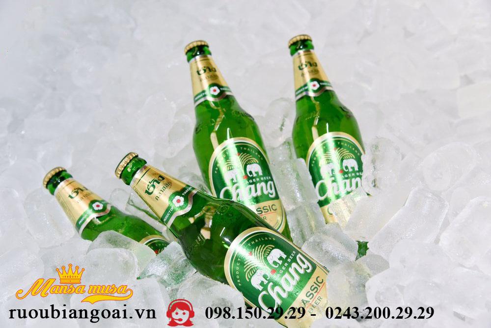 Bia Chang nhập khẩu từ Thái Lan chai 320ml
