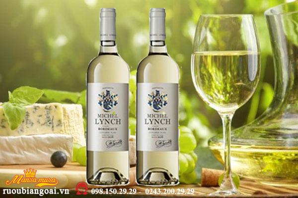 Vang Pháp Michel Lynch Sauvignon Blanc